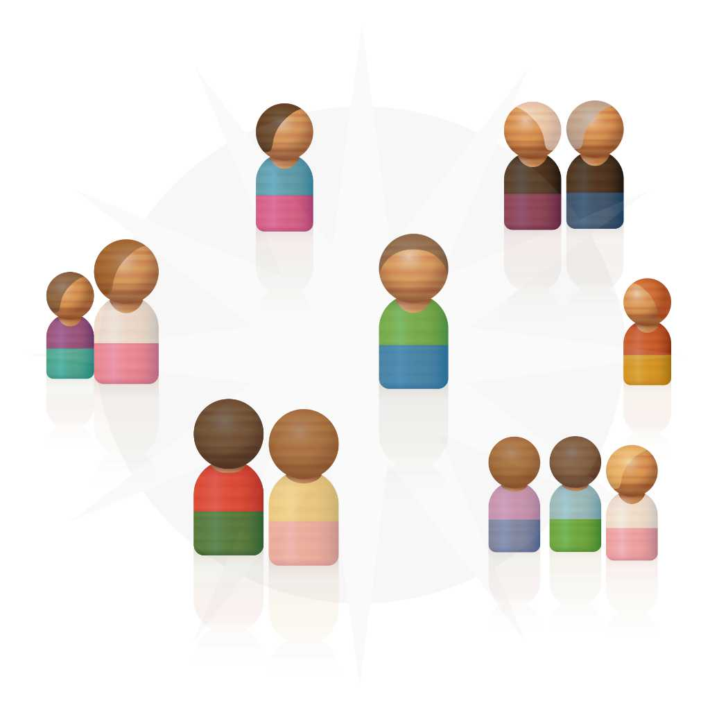 family constellations therapeutic toy figures